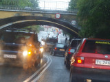 2008-09-22 Morning traffic