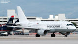 Mexicana A319-112 N872MX airliner aviation stock photo #2863