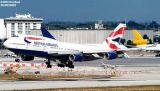 British B747-436 G-CIVH airliner aviation stock photo #2921