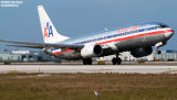 American Airlines B737-823 N901AN airliner aviation stock photo #3004