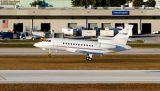 Magna Int'l Falcon 900EX C-GGMI corporate aviation stock photo #2506