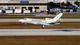 Proflights Inc. Dassault Falcon 50 N377HW corporate aviation stock photo #2500