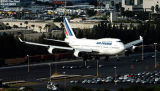Air France B747-428 F-GITB airliner aviation stock photo #3112