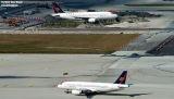 TACA A320-233 N452TA & LACSA A320-233 N981LR airliner aviation stock photo #3052
