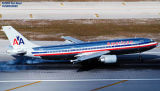 American Airlines A300B4-605R N40064 airline aviation stock photo #3109
