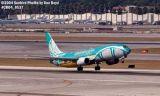 BWIA B737-8Q8 9Y-BGI airliner aviation stock photo #8537