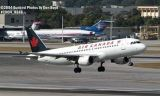 Air Canada A320-211 C-FKOJ airliner aviation stock photo #8518