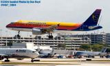 Air Jamaica A320-214 6Y-JMG airliner aviation stock photo #9467