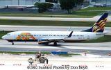 ATA B737-83N N310TZ airliner aviation stock photo