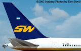 Southern Winds B767-3Q8/ER TF-ARB airliner aviation stock photo