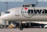 Northwest Airlines B757-251 N531US airline aviation stock photo #3379_US04