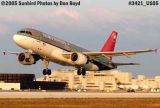 Northwest Airlines A320-212 N360NW aviation airline stock photo #3421_US05