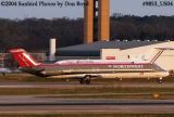 Northwest Airlines DC9-51 N767NC aviation airline stock photo #9853