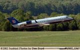 Atlantic Express (United Express) CL-600-2B19 CRJ-200ER N664BR airline aviation stock photo #US02_1567