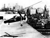1939-1940 - Eastern Air Lines autogyro at Philadelphia, PA