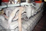 Engine #1 (MTU V20 1163 diesel with 9700HP) onboard the USCGC BERTHOLF (WMSL 750), photo #0554