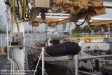 The aft launch and recovery area onboard the USCGC BERTHOLF (WMSL 750), photo #0558