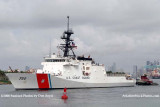 2008 - USCGC BERTHOLF (WMSL 750) at Miami, Florida Gallery - click on image to enter