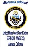 Welcome Aboard the USCGC BERTHOLF (WMSL 750)