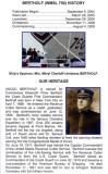 HISTORY and HERITAGE - USCGC BERTHOLF (WMSL 750)