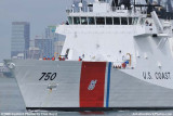The USCGC BERTHOLF (WMSL 750) coming out of the Port of Miami, photo #1957