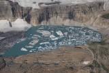 Grinnell Glacier   & Upper Grinnell Lake  (GlacierNP090109-_387.jpg)