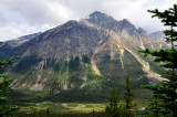 Day 10, Jasper National Park area, Mr. Edith Cavell