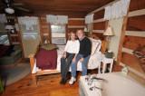 Joe & LaDonna's romantic cabin in Blowing Rock, NC