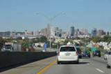 Heading into Cincinnati.