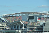 Paul Brown Stadium, home of the Bengals