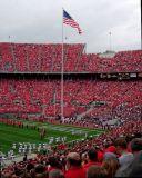 OSU Stadium during the National Anthem