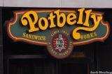Potbelly restaurant (a first class dive)