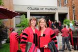 Sandy's Graduation from Pharmacy School