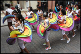Salsa procession - Los Ninos Con Ritmo (Children With Rhythm)