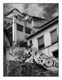 Albaycin Graffiti - Granada