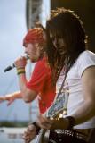 Guns2Roses - Glastonbudget '08