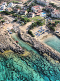 Protaras, Cyprus (from a kite)