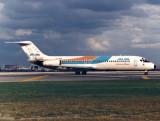 DC9-31 PJ-SNB