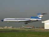 Tupolev Tu154-B2  HA-LCP ( Malev RIP )
