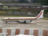 B707-320 JY-AES