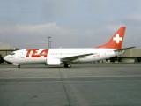 B737-300 HB-IIB