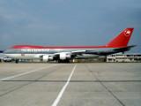 B747-200 N601US