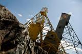 Mine lamaque découvert en 1923 consideré comme la plus riche mine d'or du Québec