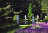 Cliveden long garden 2008/10