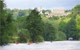 Cliveden overlooking River Thames