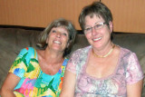 July 2008 - Brenda and Linda Mitchell Grother