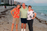 July 2008 - Brenda, Don and Linda Mitchell Grother