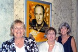 July 2008 - Karen Boyd, Linda Mitchell Grother and Brenda after a Michael Bolton concert