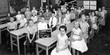 1958 - Mrs. Marnell's 4th grade class at Colgate Elementary School, Baltimore, MD