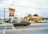 1974 - the Direct Oil gas station at 2915 W. 4th Avenue, Hialeah
